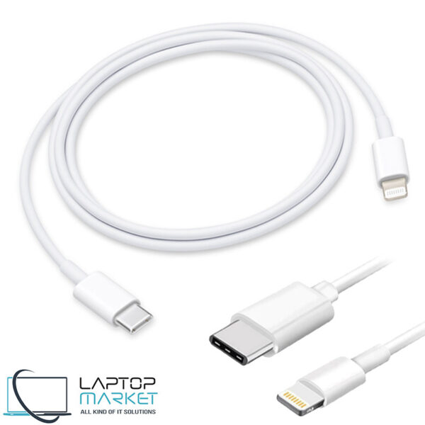 USB-C Type C to Lightning Cableone