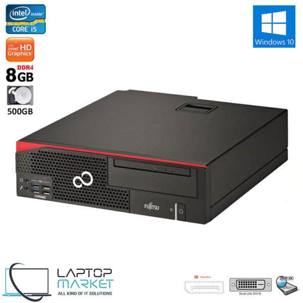 Fujitsu ESPRIMO D556/E85+ SFF, Small Form Factor Desktop PC
