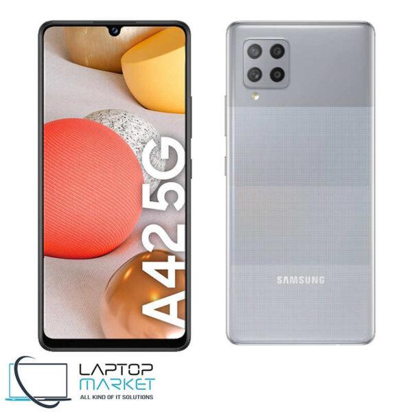Samsung Galaxy A42 5G SM-A426B/DS, Gray Smartphone
