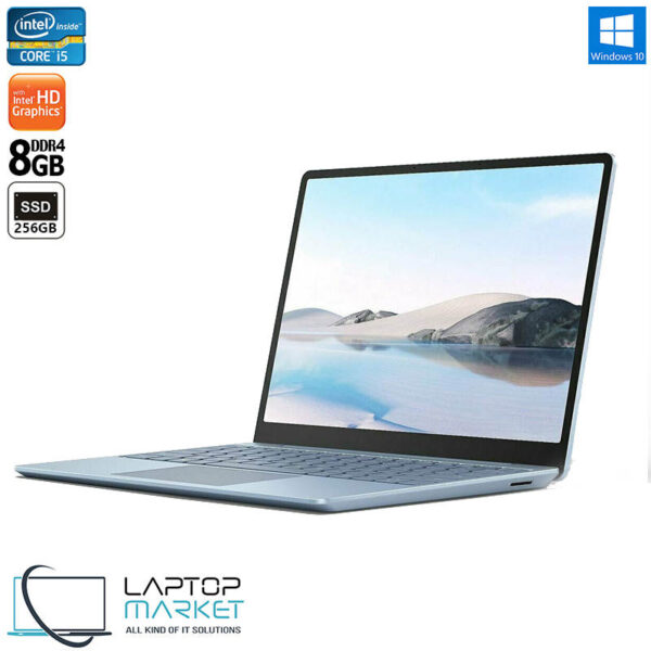 New Microsoft Surface Laptop Go, 256GB SSD Storage, 8GB RAM Memory