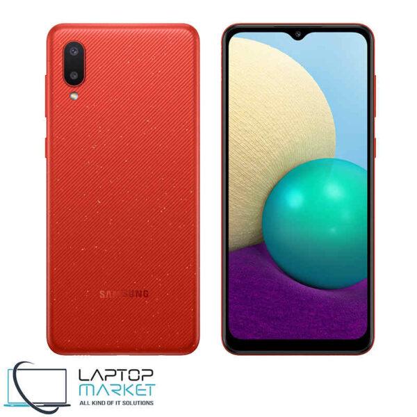 Samsung Galaxy A02, Red Smartphone