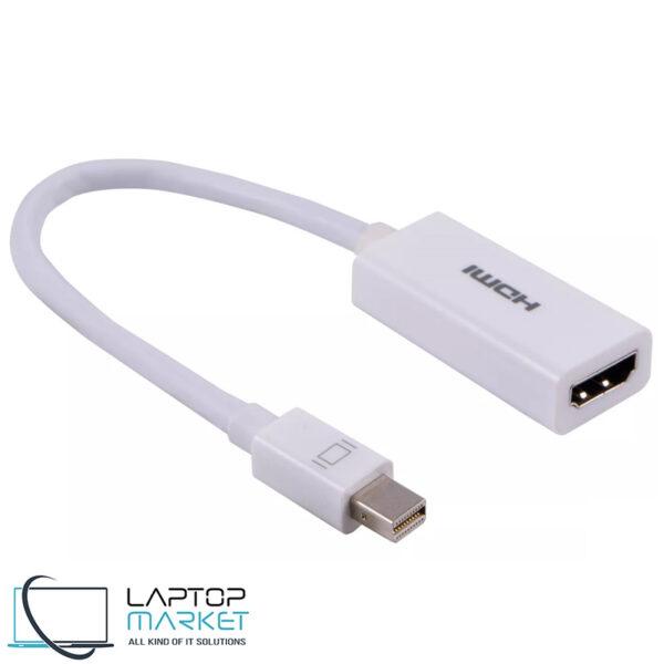 New Mini DisplayPort to HDMI Cable Mini DP Male to HDMI Female