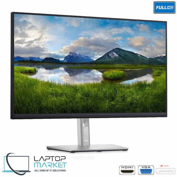 New 27-inch Dell LCD Monitor P2722H Full HD IPS HDMI VGA Display Port USB