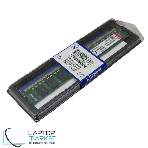 New Kingston 8GB PC3-12800 DDR3-1600 Desktop PC RAM Memory KCP316ND8/8