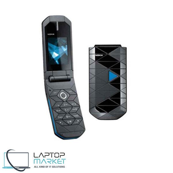 Nokia 7070 Prism, Blue Mobile, GSM Cellular Phone