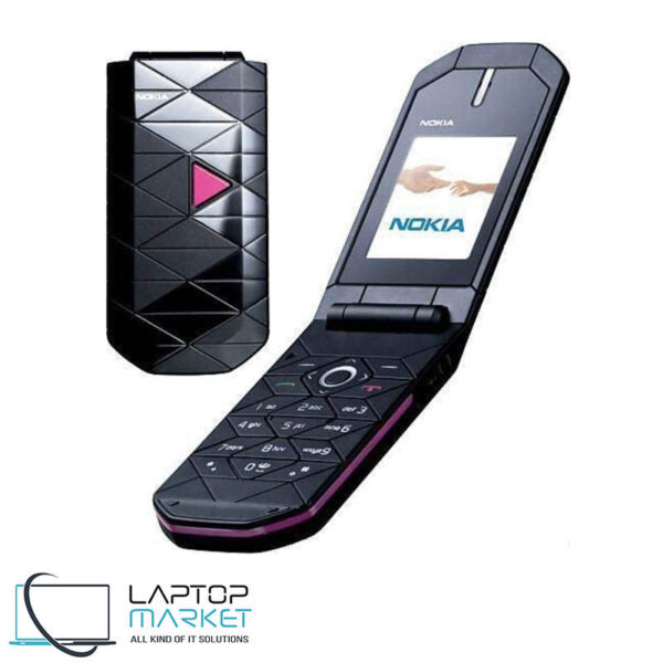 Nokia 7070 Prism, Pink Mobile, GSM Cellular Phone
